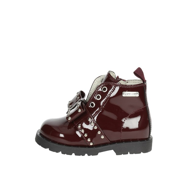 Balducci Shoes Boots Burgundy EXPRES1410