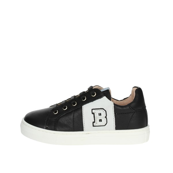 Balducci Shoes Low Sneakers Black BUTTER500