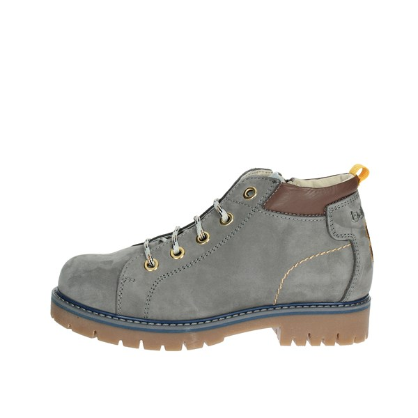 Balducci Shoes Laced Grey 2900132