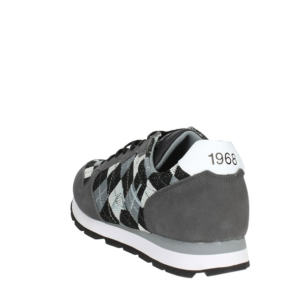 Sun68 Shoes Sneakers Black/Grey Z28102