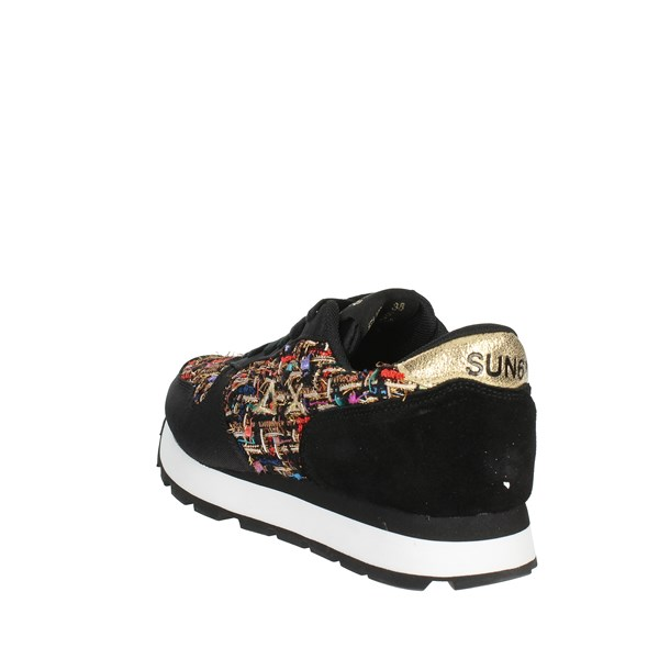 Sun68 Shoes Sneakers Black Z28208