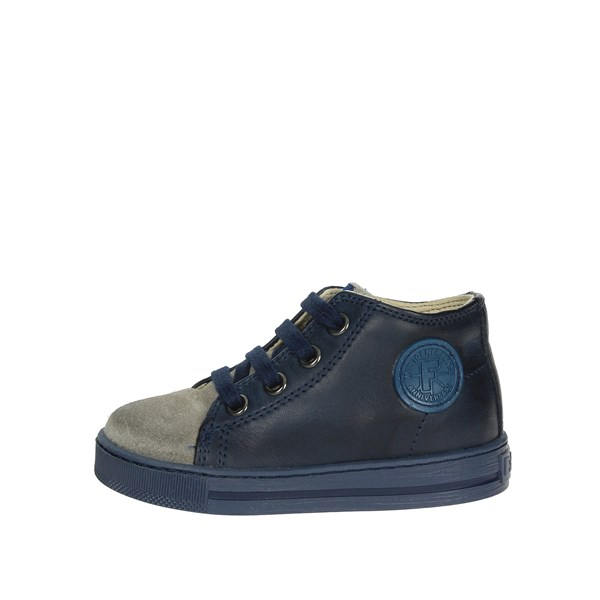 Falcotto Shoes High Sneakers Blue 0012012808.06.1B10