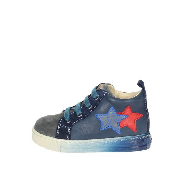 Falcotto Shoes High Sneakers Blue 0012012819.01.1B13