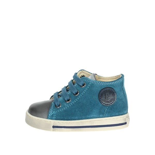Falcotto Shoes High Sneakers Teal 0012012808.01.1C15