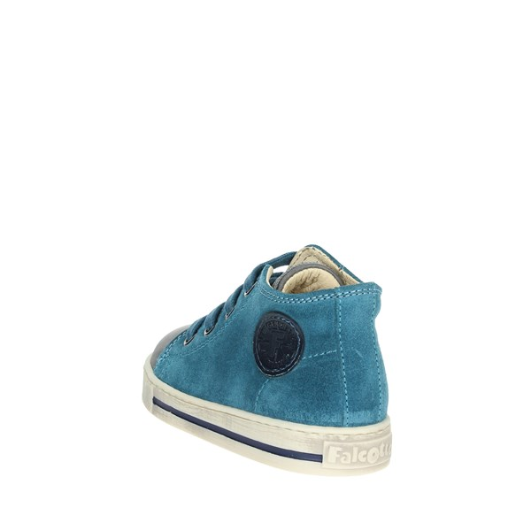 <Falcotto Shoes High Sneakers Teal 0012012808.01.1C15