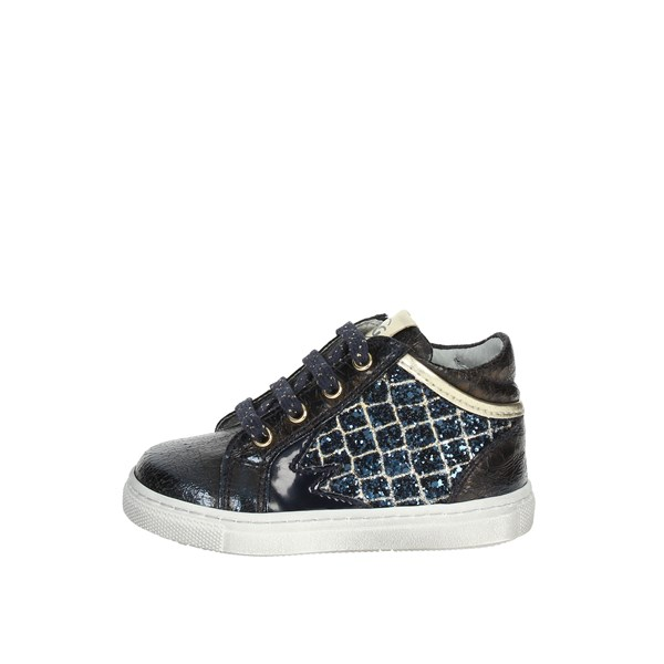 Nero Giardini Shoes High Sneakers Blue A820530F 200