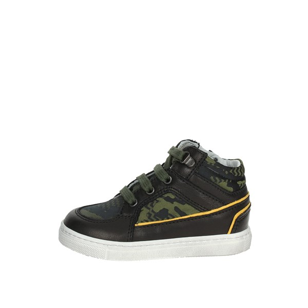 Nero Giardini Shoes Sneakers Black A823200M 100