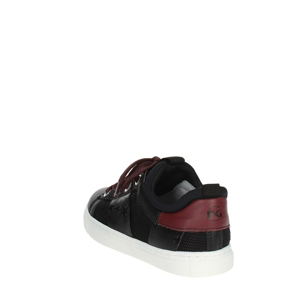 <Nero Giardini Shoes Low Sneakers Black A833260M 100