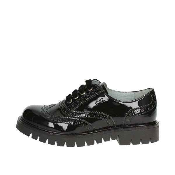 Nero Giardini Shoes Brogue Black A830690F 100