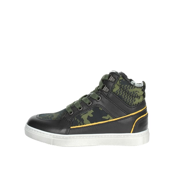 Nero Giardini Shoes Sneakers Black A833200M 100