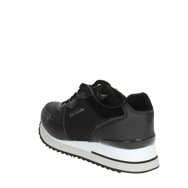 <U.s. Polo Assn Shoes Low Sneakers Black FEY4228S8/YT1