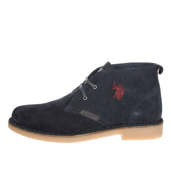 U.s. Polo Assn Shoes High-laced Boots Blue MUST3119S4/S19
