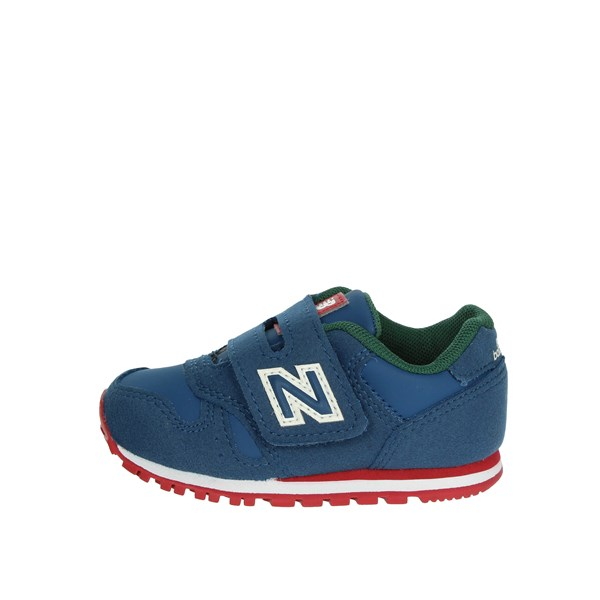 New Balance Shoes Low Sneakers Blue KV373PDI