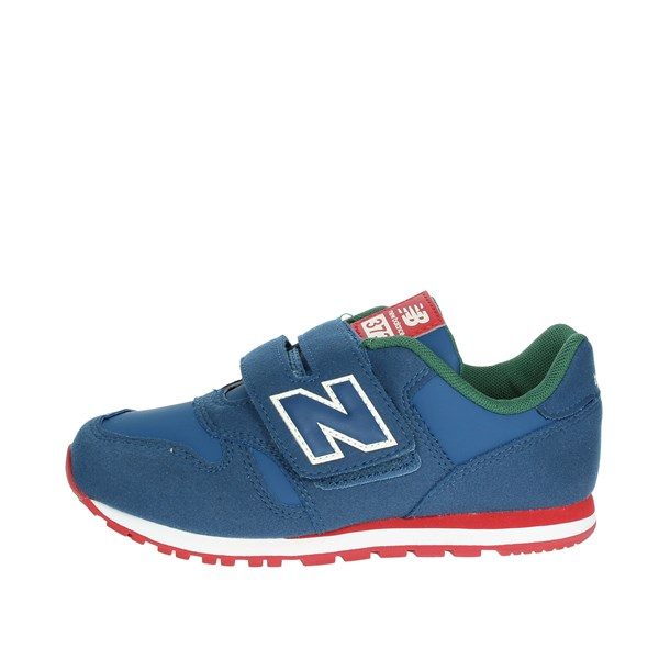 New Balance Shoes Low Sneakers Blue KV373PDY