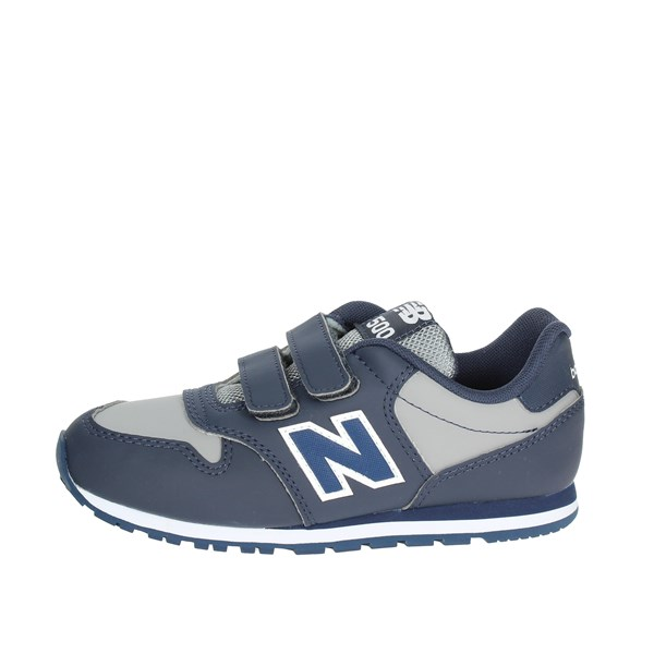 New Balance Shoes Low Sneakers Blue KV500VBY