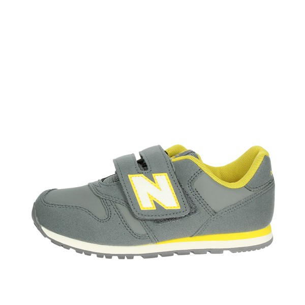 New Balance Shoes Low Sneakers Grey KV3737RTY