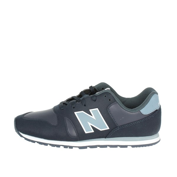 New Balance Shoes Low Sneakers Blue KJS373S1Y