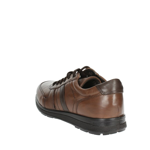 <Imac Shoes Sneakers Brown 204580