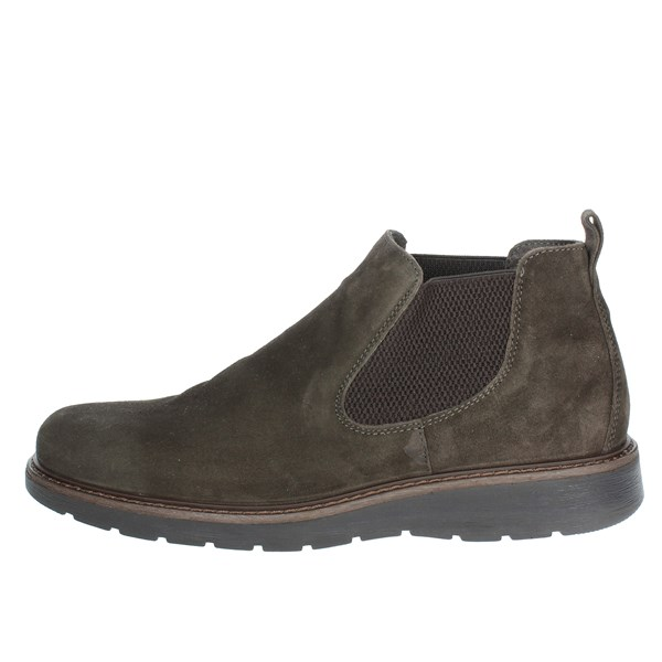 Imac Shoes Ankle Boots Brown 201111