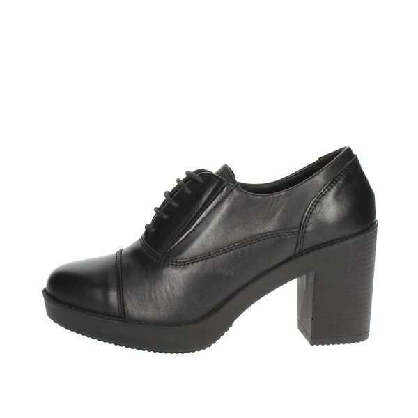 Imac Shoes Brogue Black 205530