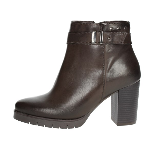 Marko' Shoes Ankle Boots Brown 882070