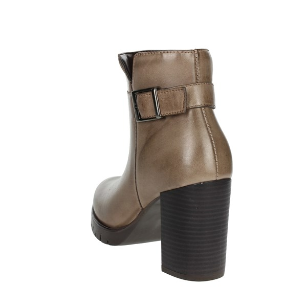 Marko' Shoes Ankle Boots Brown Taupe 882075