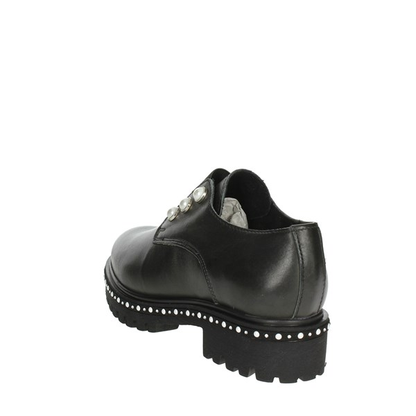 Arlee  Mod Shoes Parisian Black L365-TS