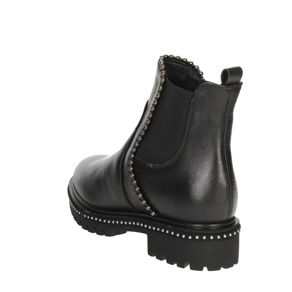 Arlee  Mod Shoes Ankle Boots Black L362-TS