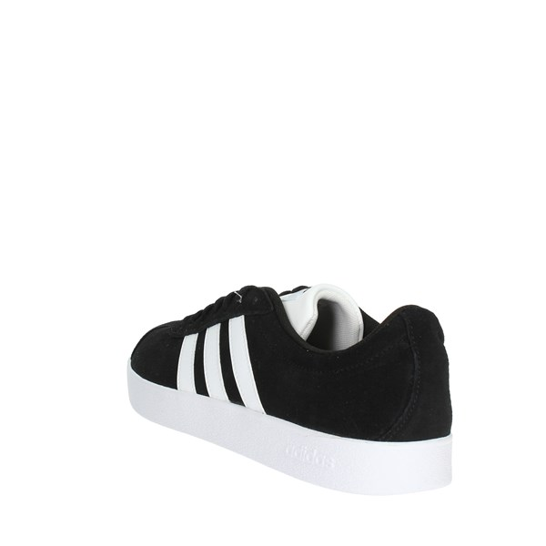 <Adidas Shoes Sneakers Black DA9853