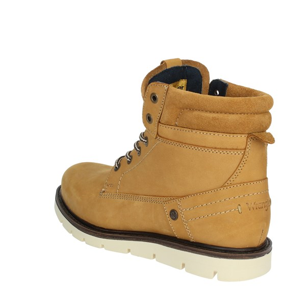 Wrangler Shoes Boots Yellow WM182010