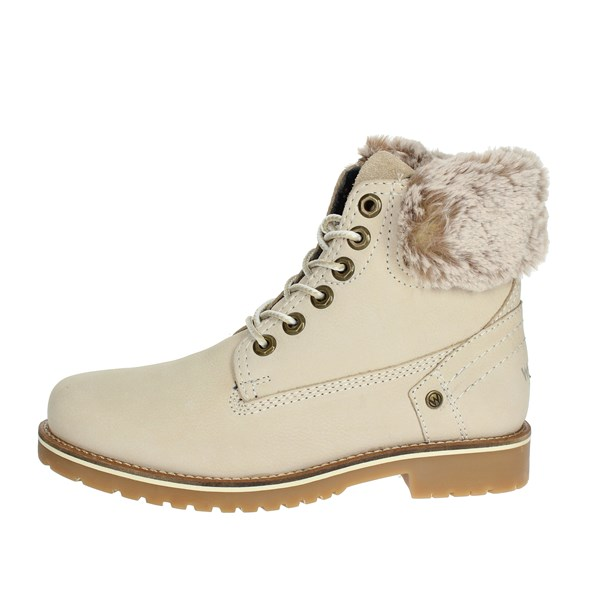 Wrangler Shoes Boots Creamy-white WL182502