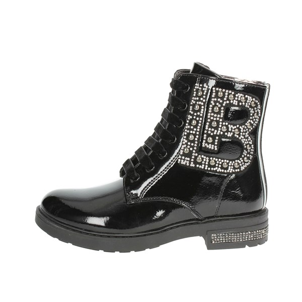 Laura Biagiotti Dolls Shoes Boots Black 4683