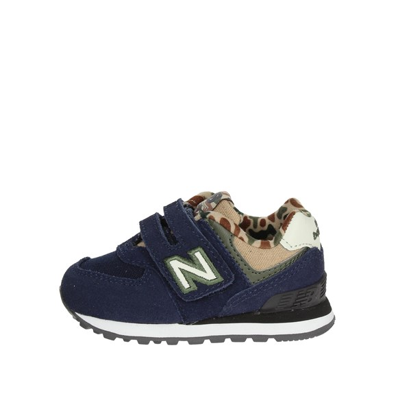 New Balance Shoes Low Sneakers Blue IV574HN
