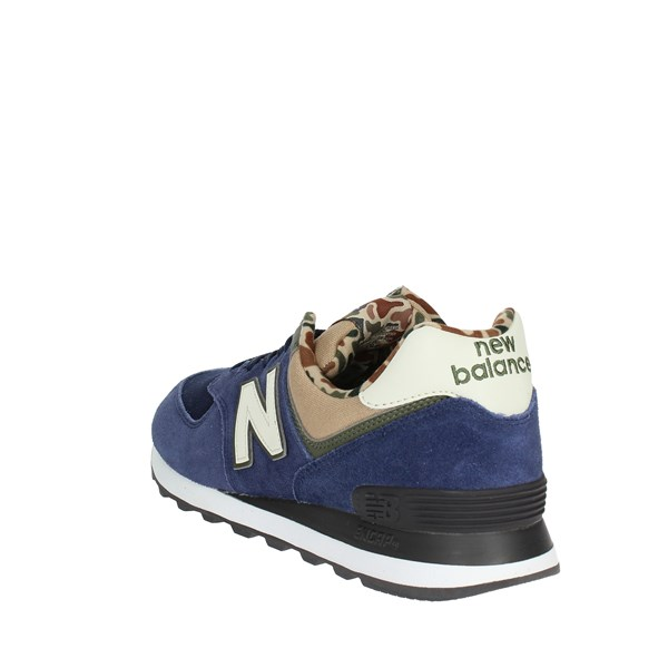 New Balance Shoes Sneakers Blue ML574HVA