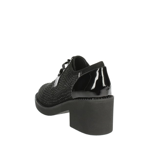 Braccialini Shoes Parisian Black TA97