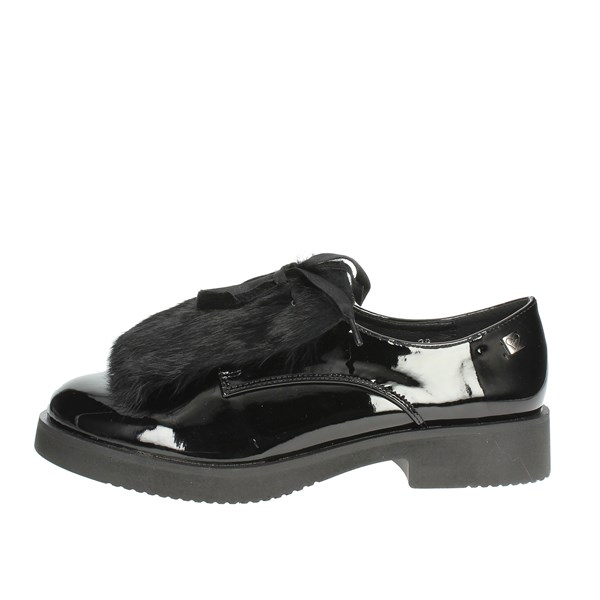 Braccialini Shoes Parisian Black TA114