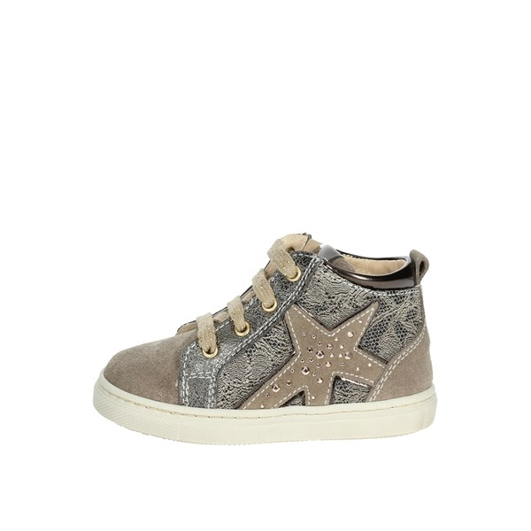 Nero Giardini Shoes High Sneakers Brown Taupe A820525F