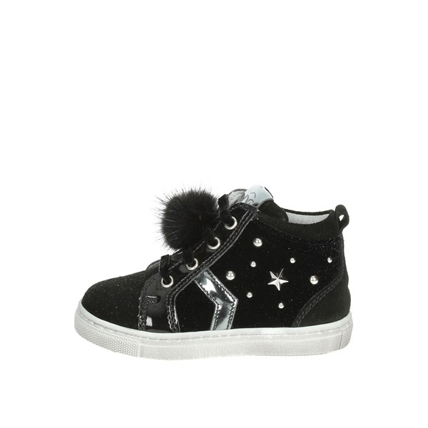 Nero Giardini Shoes High Sneakers Black A820540F 100