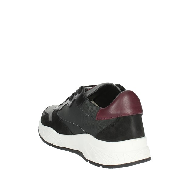 Crime London  Shoes Sneakers Black/Grey 11900AA1.30