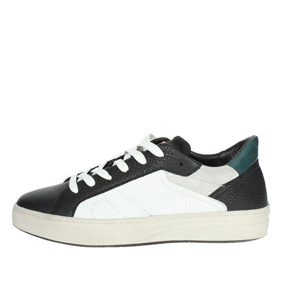 Crime London  Shoes Sneakers White/Black 11601AA1.10
