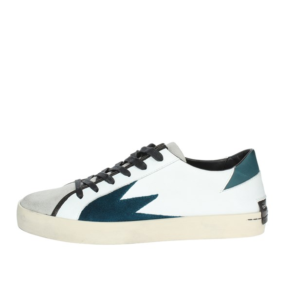 Crime London  Shoes Low Sneakers White 11000AA1.10