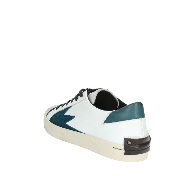 <Crime London  Shoes Low Sneakers White 11000AA1.10