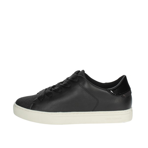 Crime London  Shoes Sneakers Black 65101AA1.20