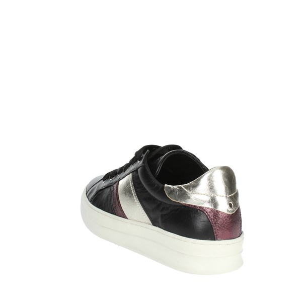 Crime London  Shoes Sneakers Black 25220AA1.20