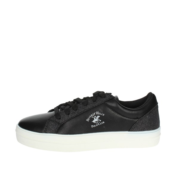 Beverly Hills Polo Club Shoes Sneakers Black BH-3013