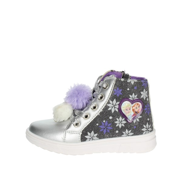 Disney Frozen Shoes Sneakers Grey S20460