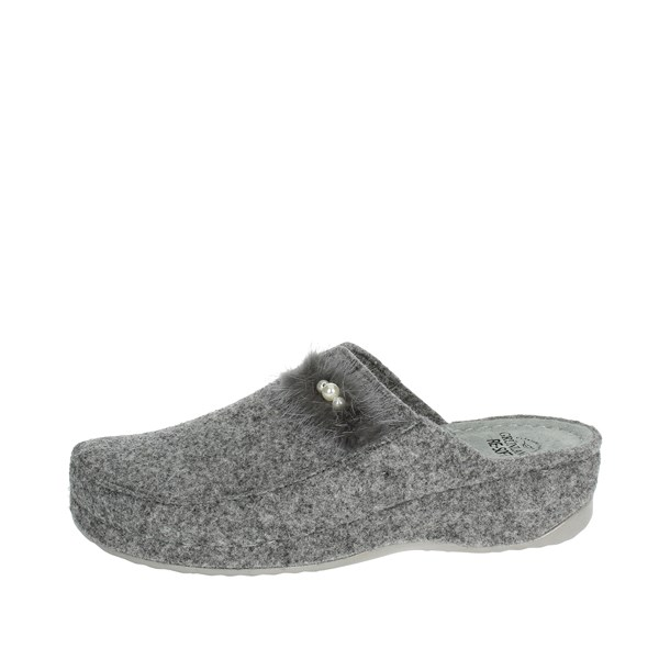 Grunland Shoes Slipper Grey CI1445-59