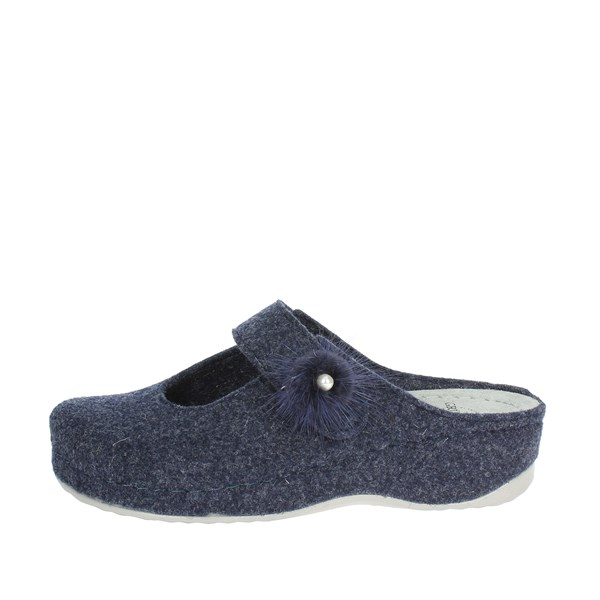 Grunland Shoes Slipper Blue CI1444-59