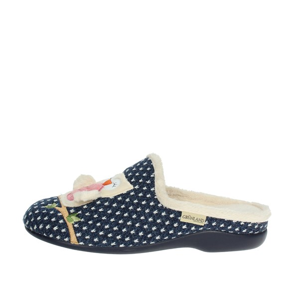 Grunland Shoes Slipper Blue CI1362-58
