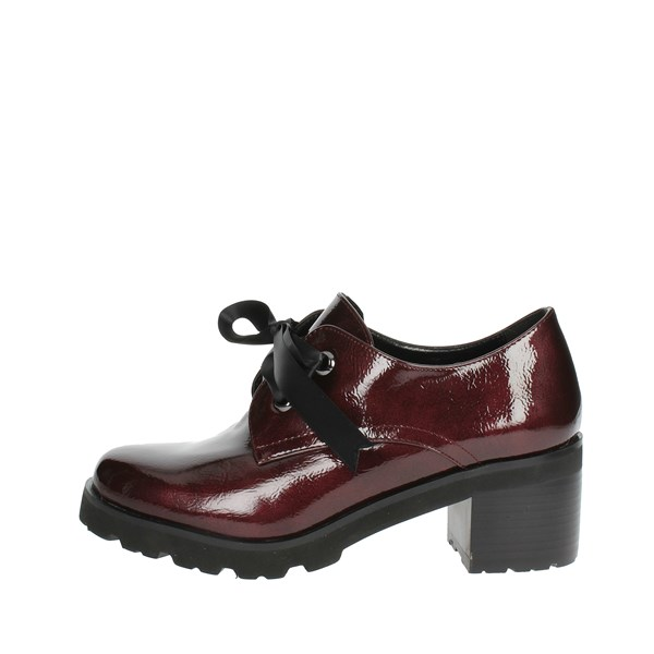 Luciano Barachini Shoes Parisian Burgundy BB171N